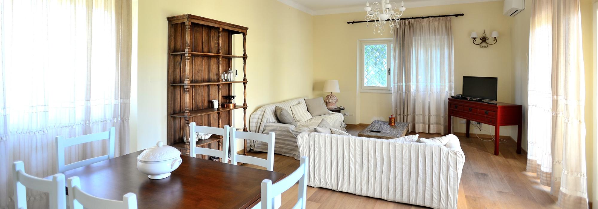 Beautiful Villa for seasonal rental in Forte dei Marmi