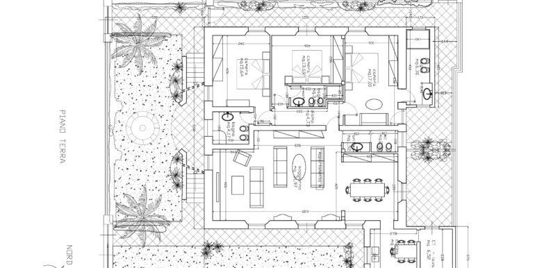 Apartamento piano terra