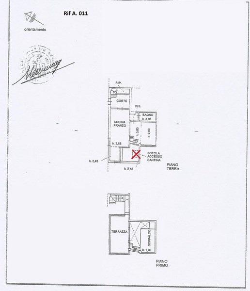 Focette, Appartamento per il Mare in Vendita